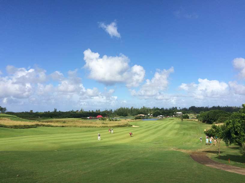 Heritage Golf Course Mauritius